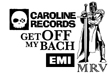 Visit Get Off My Bach/MRV/Caroline/EMI