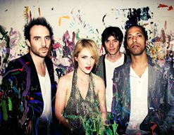 Metric goes on flights of fantasy in two music videos