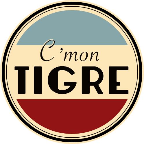 C'mon Tigre logo