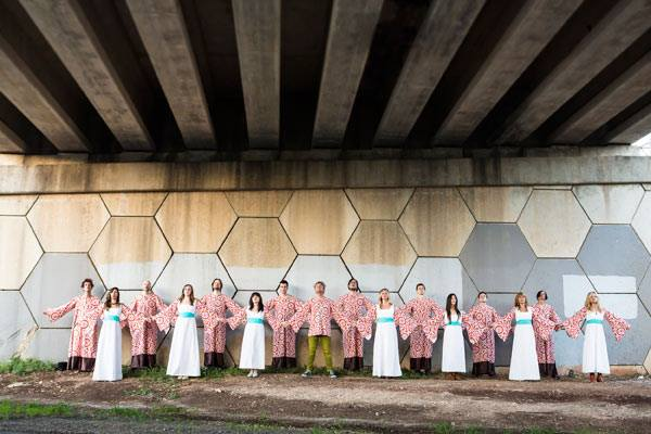 The Polyphonic Spree music video