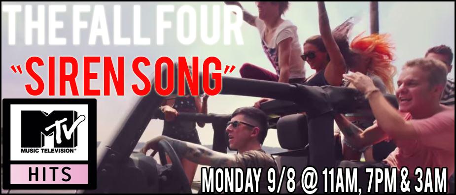 fall four music video