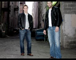 The Pinder Brothers