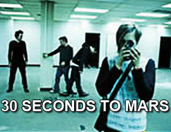 30 Second to mars Band