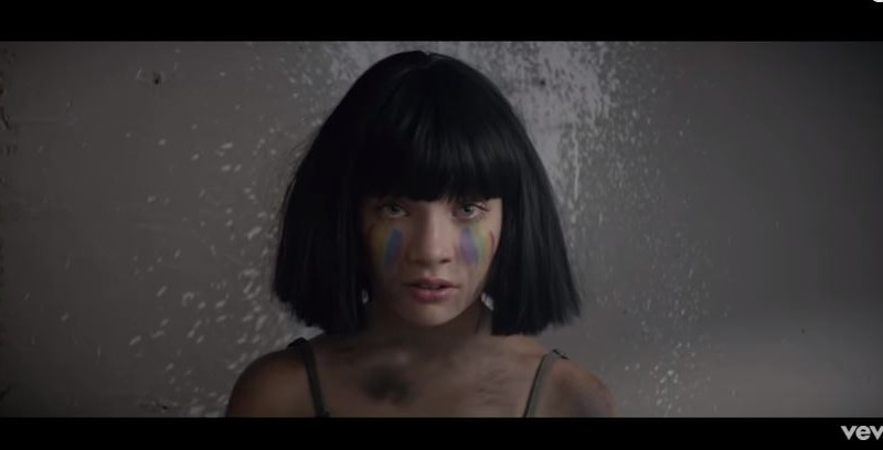 "Sia ""The Greatest"" music video"