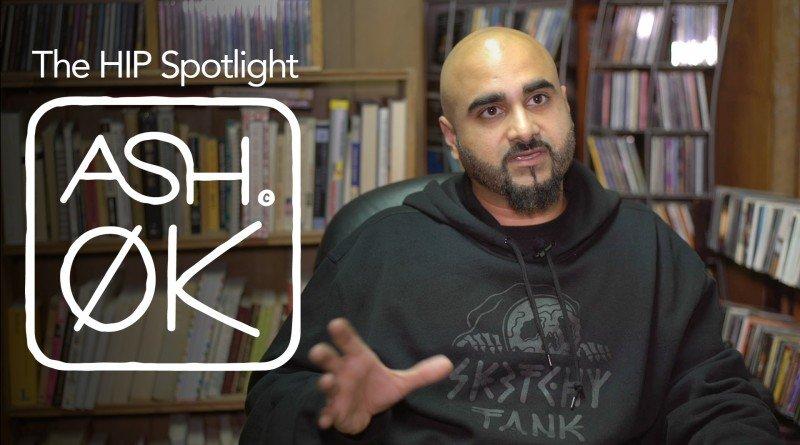 ash.ØK - HIP Spotlight