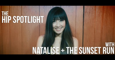 Premiere: Natalise + the Sunset Run HIP Spotlight