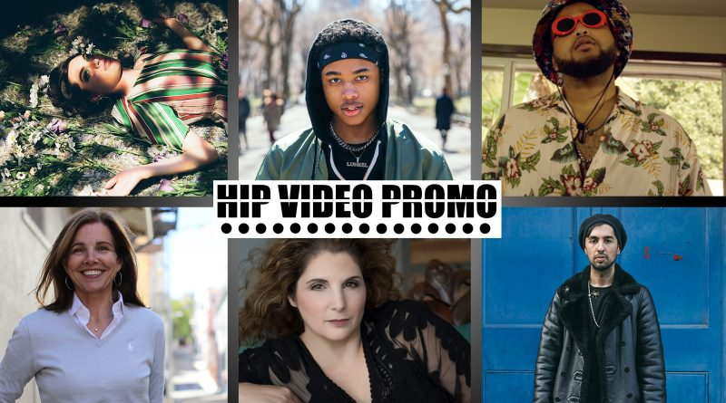 hip video promo weekly recap, group of artist photo