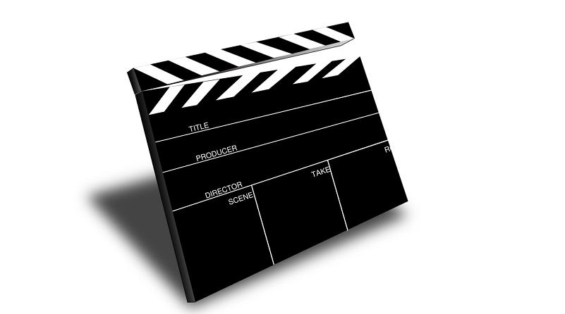 music video promotion slate