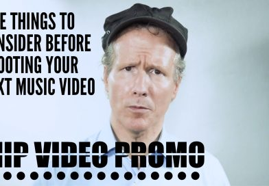 Music Video Promotion: Five things you need to consider before shooting your next music video