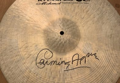 Hey programmers… want to win a signed cymbal and pair of drumsticks from Carmine Appice?
