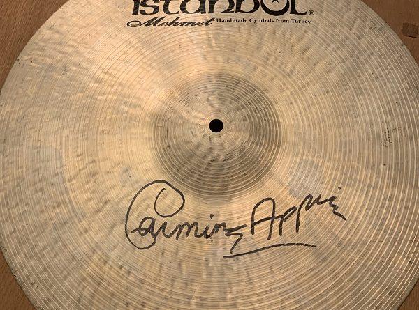 carmine appice cymbal