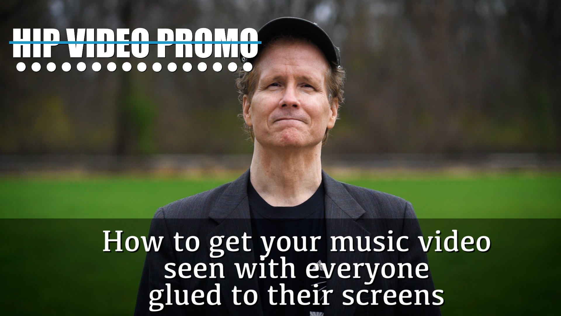 How to get your music video seen
