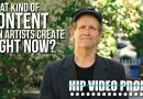 Music video production: what kind of content can artists create right now?