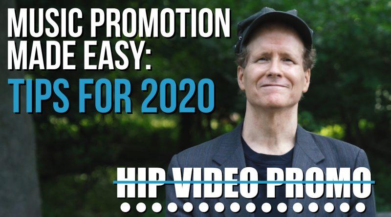 Music Promotion 2020 - Screenshot