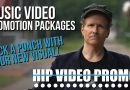 Music Video Promotion Packages: Pack a punch with your new visual!