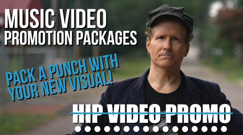 Music video promotion packages