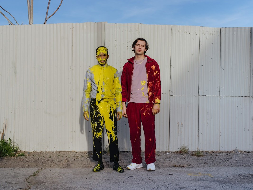 Flume & Toro Y Moi - nominated for a Grammy