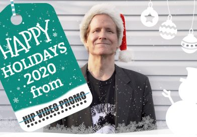 Happy Holidays 2020 from HIP Video Promo!